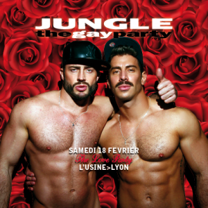 Flyer Jungle Love Party