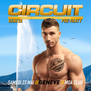 Jungle Circuit pre-party Geneva